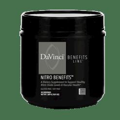 DaVinci Labs Nitro Benefits 309 gms DV0865