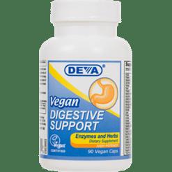 Deva Nutrition LLC Vegan Digestive Support 90 vcaps D00300