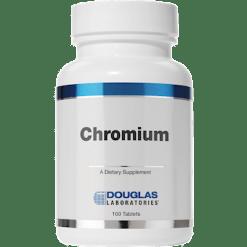 Douglas Labs Chromium 1 mg 100 tablets CHR37