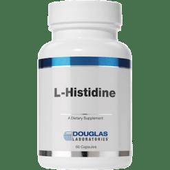 Douglas Labs L Histidine 500 mg 60 caps HIST2