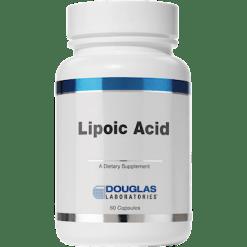 Douglas Labs Lipoic Acid 100 mg 60 caps LIPO6
