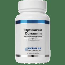 Douglas Labs Optimized Curcumin 60 vegcaps D40416