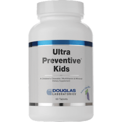 Douglas Labs Ultra Preventive Kids Grape 60 tabs D37294