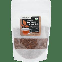Dr. Mercola Organic Rooibos Spiced Chai Loose Tea M19101