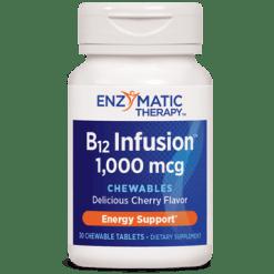 Enzymatic Therapy B12 Infusion™ 30 chew B12FU