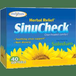 Enzymatic Therapy SinuCheck™ 40 gels SIN20