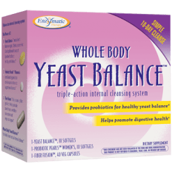 Enzymatic Therapy Whole Body Yeast Balance™ 10 day WHOL8