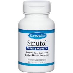 Euromedica Sinutol Extra Strength 30 gels E82503