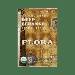 Flora Flora Deep Cleanse 16 teabags F37548