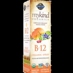Garden of Life B 12 Spray Organic Vegan 2 oz G17791