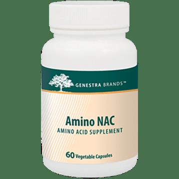 Genestra Amino NAC 500 mg 60 vegcaps SE539