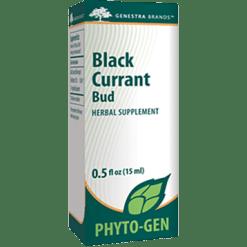 Genestra Black Currant Bud 0.5 fl oz S11770