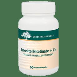Genestra Inositol Nicotinate Cr 60 vcaps SE127
