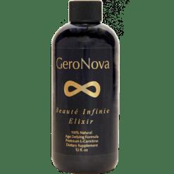 Geronova Research Liquid Carnitine Plus 12 oz CP12
