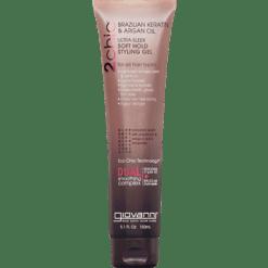 Giovanni Cosmetics 2chic® Ultra Sleek Soft Hold Gel 5.1 oz G18443