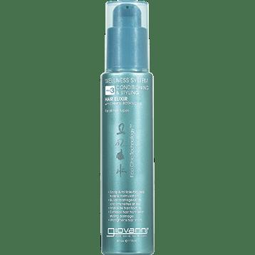 Giovanni Cosmetics Wellness Hair Elixir 4 oz G18352