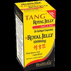 Health Aid America Tang Royal Jelly 1000 mg 30 gels HA6045