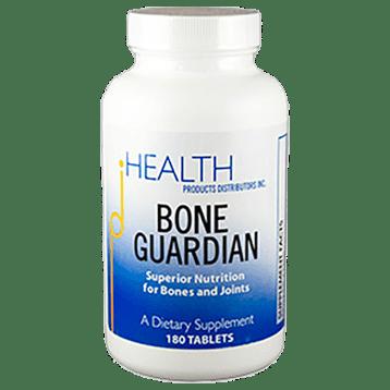 Health Products Distributors Bone Guardian 180 tablets BON22