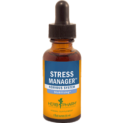 Herb Pharm Stress Manager Adapt. Compound 1 fl oz H04460