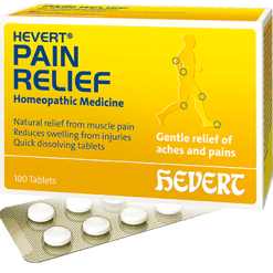 Hevert Pharmaceuticals Pain Relief 100 tablets HV715