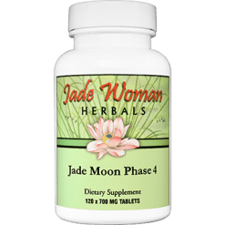 Jade Woman Herbals by Kan Jade Moon Phase 4 120 tabs JMF120