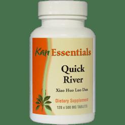 Kan Herbs Essentials Quick River 120 tablets VQR120