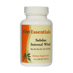 Kan Herbs Essentials Subdue Internal Wind 300 tablets VSW30