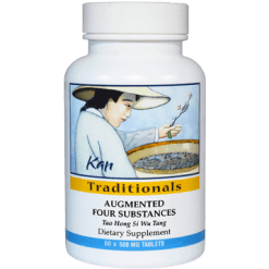 Kan Herbs Traditionals Augmented Four Substances 60 tabs AFS60