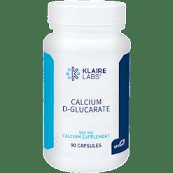 Klaire Labs Calcium D Glucarate 90 caps KL6287