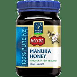 Manuka Health MGO 250 Manuka Honey 17.6 oz MK165