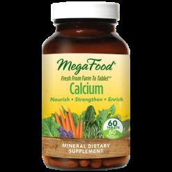 MegaFood Calcium 60 tabs M10185