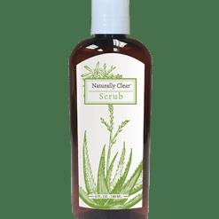 Metabolic Maintenance Naturally Clear Scrub 6 oz NAT23