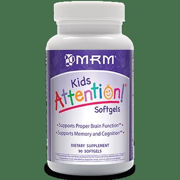 Metabolic Response Modifier Attention Gels 90 gels ATTE4