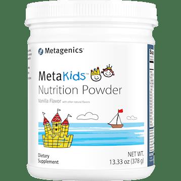 Metagenics MetaKids Nutrition Powder Van 14 serv KIDV