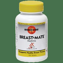 Mushroom Wisdom Inc. Breast Mate 120 tabs M09011
