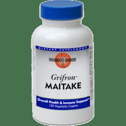 Mushroom Wisdom Inc. Grifronreg Maitake 120 Vegetarian Caplets M01127