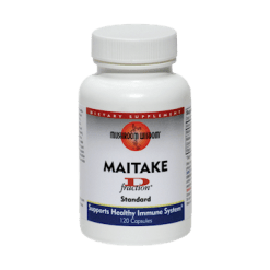 Mushroom Wisdom Inc. Maitake D Fraction standard 120 caps GRIF5