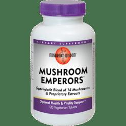 Mushroom Wisdom Inc. Mushroom Emperors 120 vegtabs M08003
