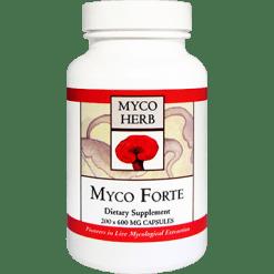 MycoHerb by Kan Myco Forte 200 vegetarian capsules MFO20