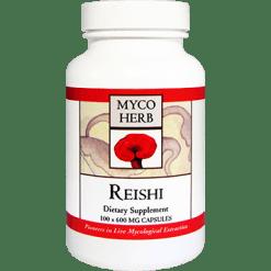 MycoHerb by Kan Reishi 100 capsules MRG10