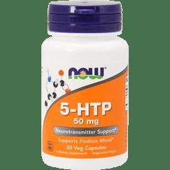 NOW 5 HTP 50 mg 30 caps N0097