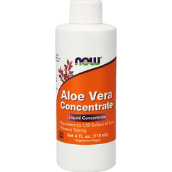 NOW Aloe Vera Concentrate 4 fl oz N30306