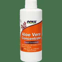 NOW Aloe Vera Concentrate 4 fl oz N30306