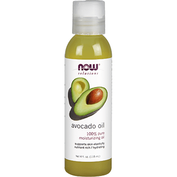 NOW Avocado Oil 4 fl oz N7670