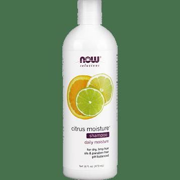 NOW Citrus Moisture Shampoo 16 fl oz N8206