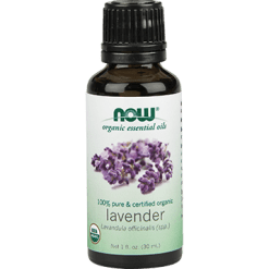 NOW Lavender Oil Organic 1 oz N74300
