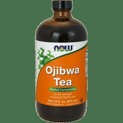 NOW Ojibwa Tea Liquid 16 fl oz N4855