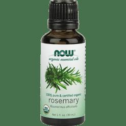 NOW Organic Rosemary Oil 1 fl oz N74607