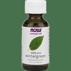 NOW Wintergreen Oil 1 fl oz N76403