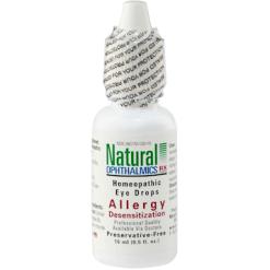 Natural Ophthalmics Inc Allergy Desensitization Eye Drops 0.5 fl oz N12015